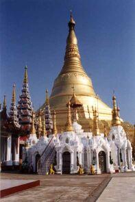 Shwedagon pagoda, Rangoon, Burma: coutesy: http://perso.club-internet.fr/pchanez/index_eng.html
